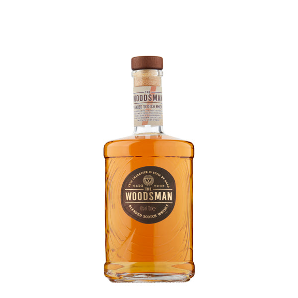 The Woodsman Blended Scotch Whisky - thedropstore.com