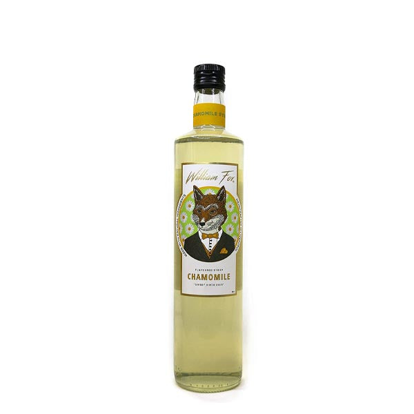 William Fox Chamomile Syrup