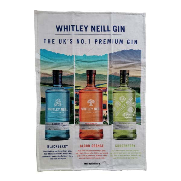 Whitley Neill Tea Towel Fruit Variant - thedropstore.com
