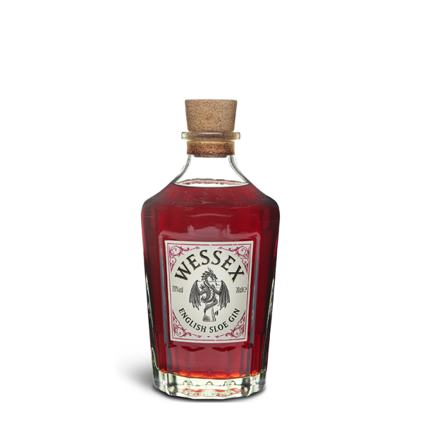 Wessex English Sloe Gin - Chalié Richards & Co Ltd T/A The Drop Store