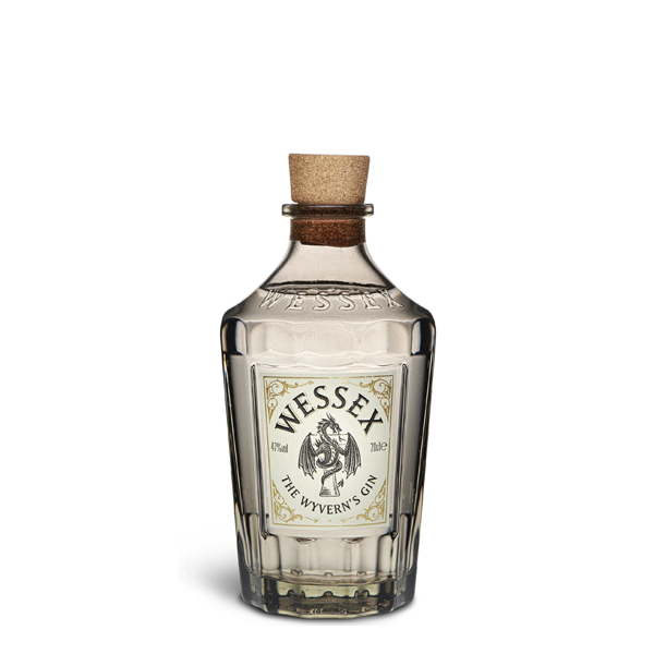 Wessex The Wyvern's Gin 47% 70cl - thedropstore.com