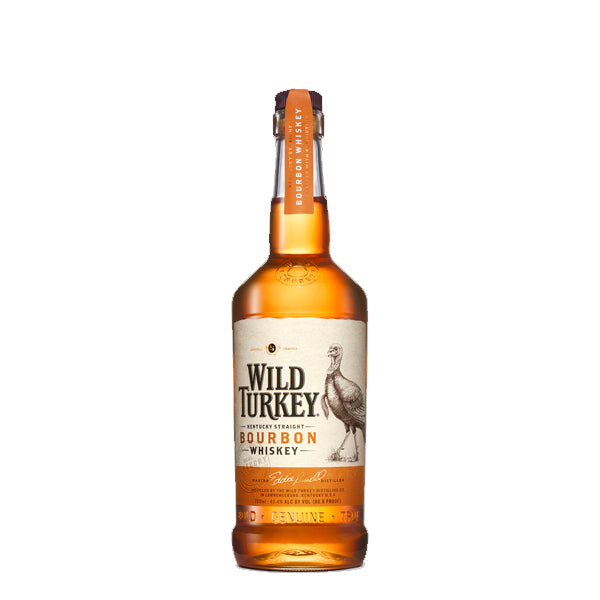 Wild Turkey Kentucky Straight Bourbon Whiskey - thedropstore.com