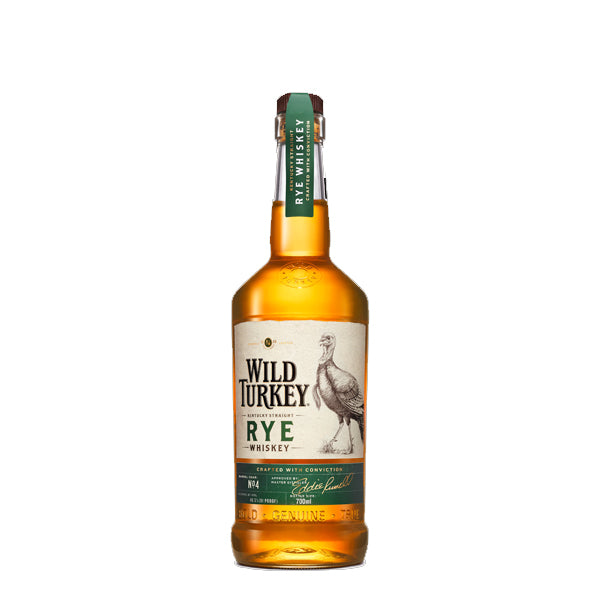 Wild Turkey Kentucky Straight Rye Whiskey - thedropstore.com