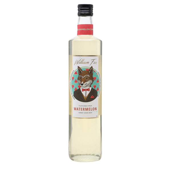 William Fox Watermelon Syrup - thedropstore.com