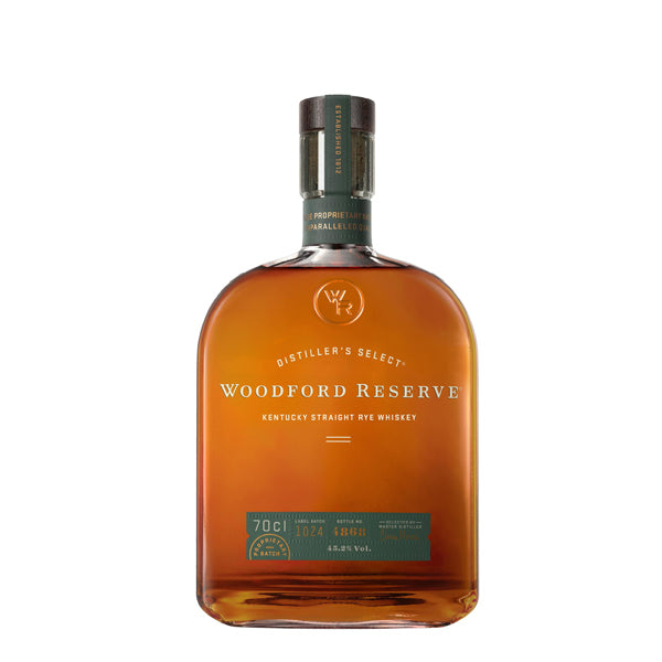 Woodford Reserve Rye Whiskey - thedropstore.com
