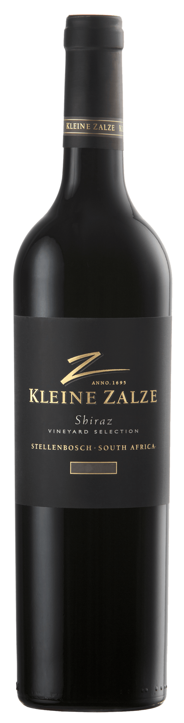Kleine Zalze, Vineyard Selection Shiraz, Stellenbosch, South Africa 2014 - thedropstore.com
