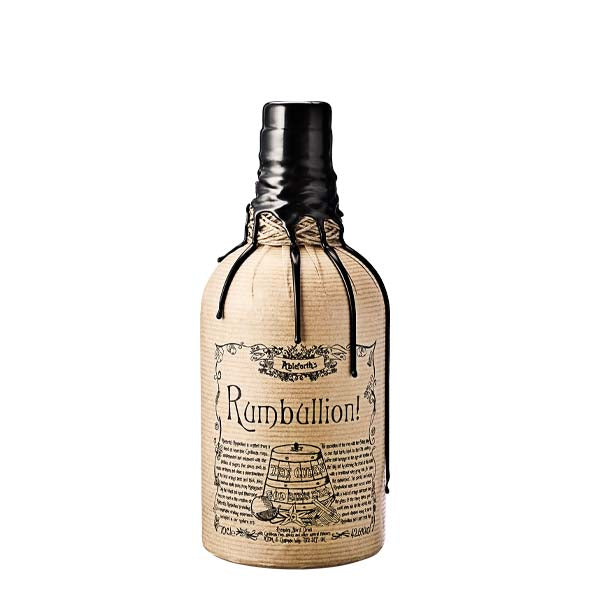 Ableforths's Rumbullion Spiced Rum - thedropstore.com
