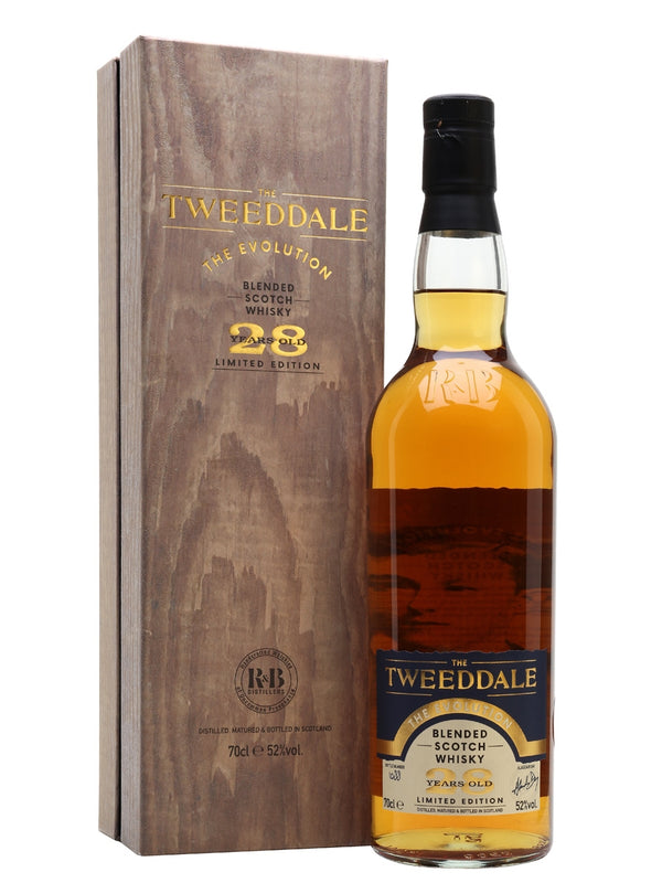 Tweeddale 28 Year Old Blended Whisky - thedropstore.com
