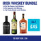 Irish Whiskey Triple Bundle