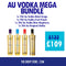 Au Vodka Mega Bundle