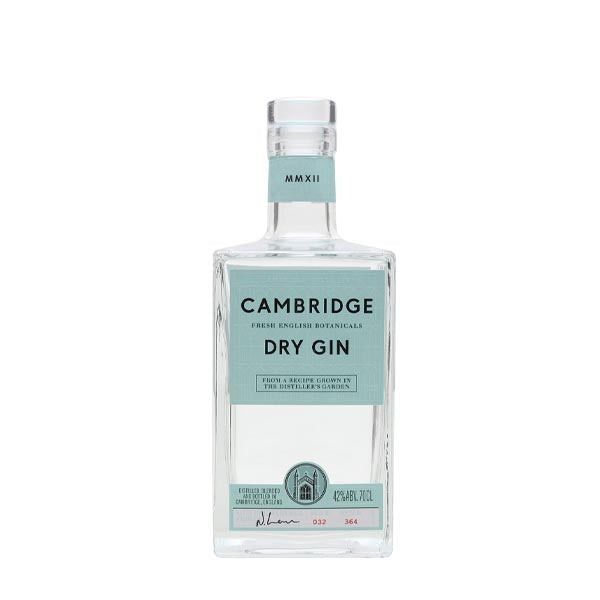 Cambridge Dry Gin - thedropstore.com