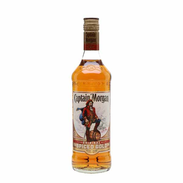 Captain Morgan Spiced Gold - thedropstore.com