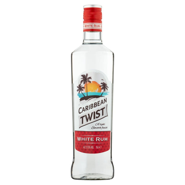 Caribbean Twist White Rum - thedropstore.com