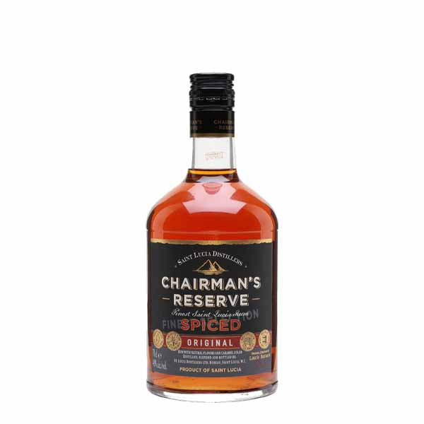 Chairman's Reserve Spiced Rum - thedropstore.com