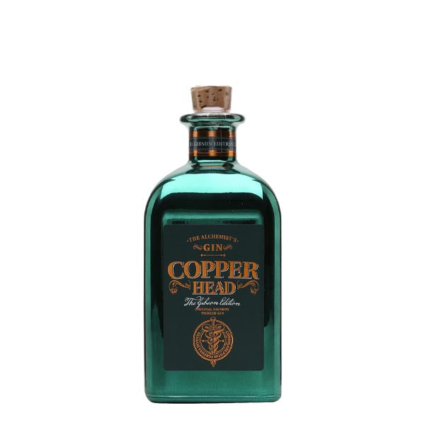 Copperhead Gibson Edition Gin - thedropstore.com