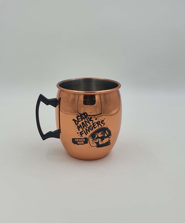 Dead Man's Fingers Copper Mug