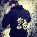 Dead Man's Fingers Spiced Branded Hoodie Black