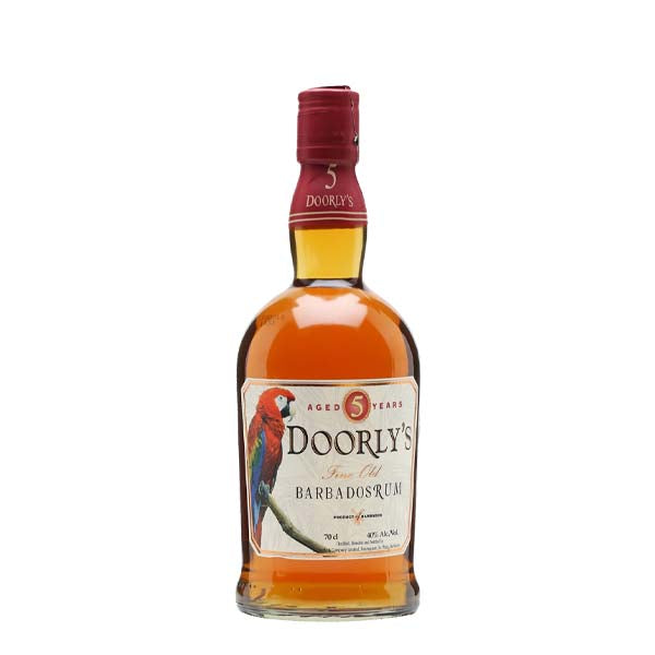 Doorly's 5 Year Old Barbados Rum - thedropstore.com