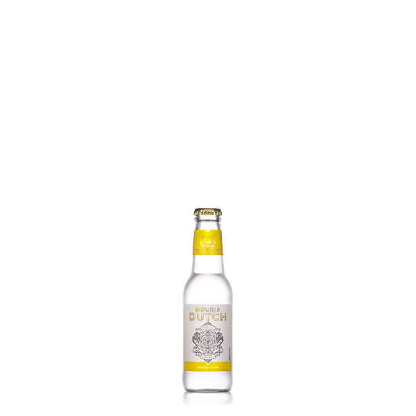 Double Dutch Lemon Tonic Water 24x200ml
