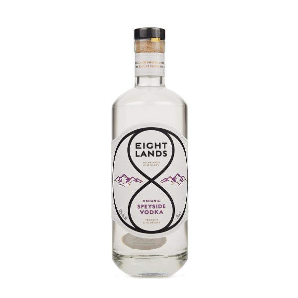 Eight Lands Organic Vodka - thedropstore.com