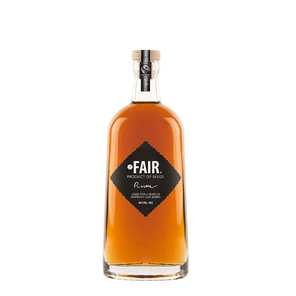 Fair Belize Extra Age Golden Rum - thedropstore.com