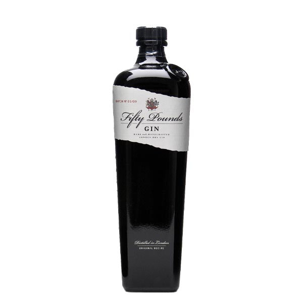 Fifty Pounds London Dry Gin - thedropstore.com