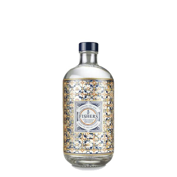 Fishers Original Authentic Gin - thedropstore.com