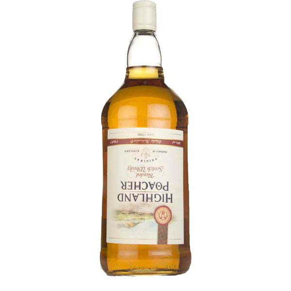 Highland Poacher Scotch Whisky 1.5litre
