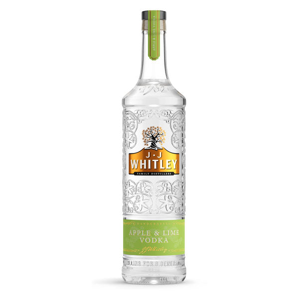 JJ Whitley Apple and Lime Vodka - thedropstore.com