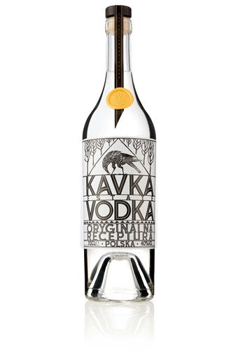 Kavka Original Polish Vodka - thedropstore.com