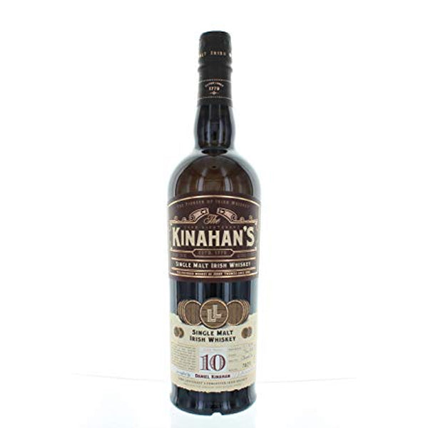 Kinahan's 10 Year Old Malt Whiskey - thedropstore.com