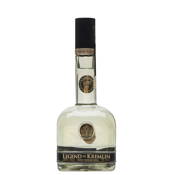 Legend of Kremlin Vodka - thedropstore.com