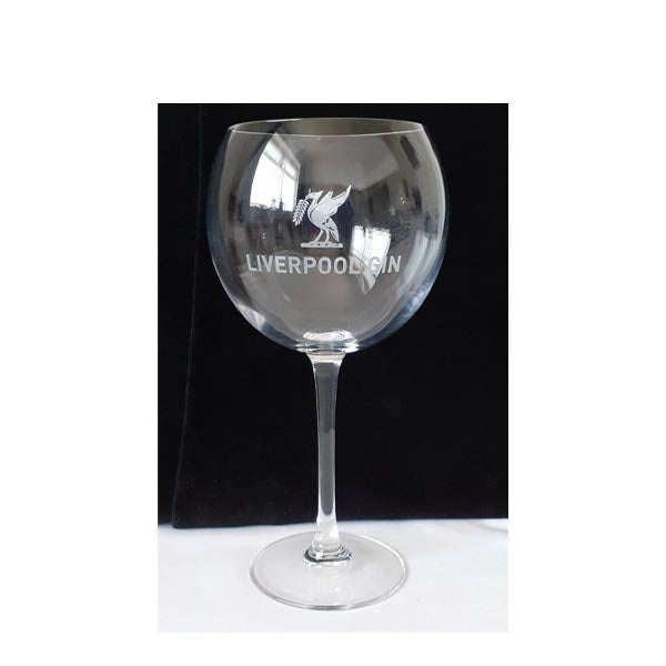 Liverpool Distillery Gin Copa Glass