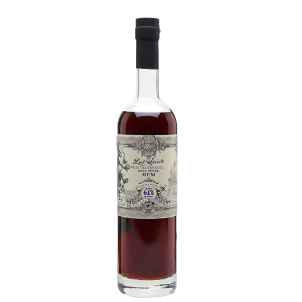 Lost Spirits Navy Style Rum - thedropstore.com