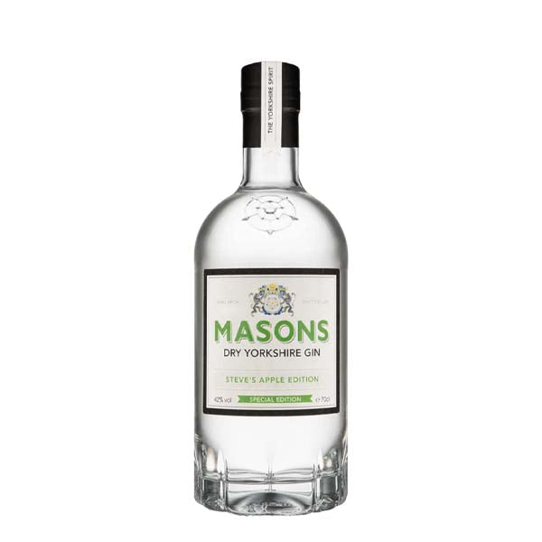 Masons Steves Apple Edition Gin - thedropstore.com