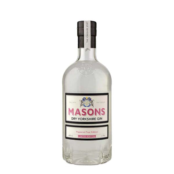 Masons Peppered Pear Gin - thedropstore.com