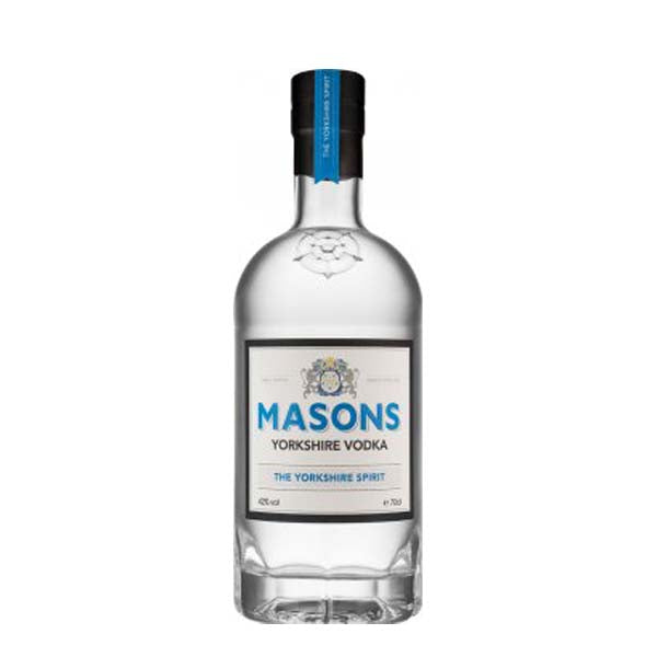 Masons Yorkshire Vodka - thedropstore.com