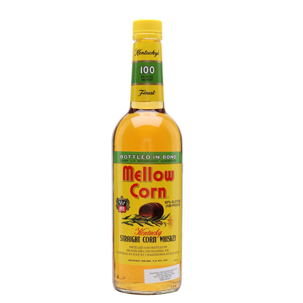 Mellow Corn Straight Corn Whiskey - thedropstore.com