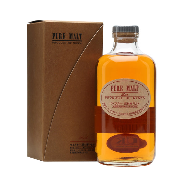 Nikka Pure Malt Red Whisky - thedropstore.com