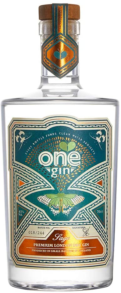 One Gin - thedropstore.com