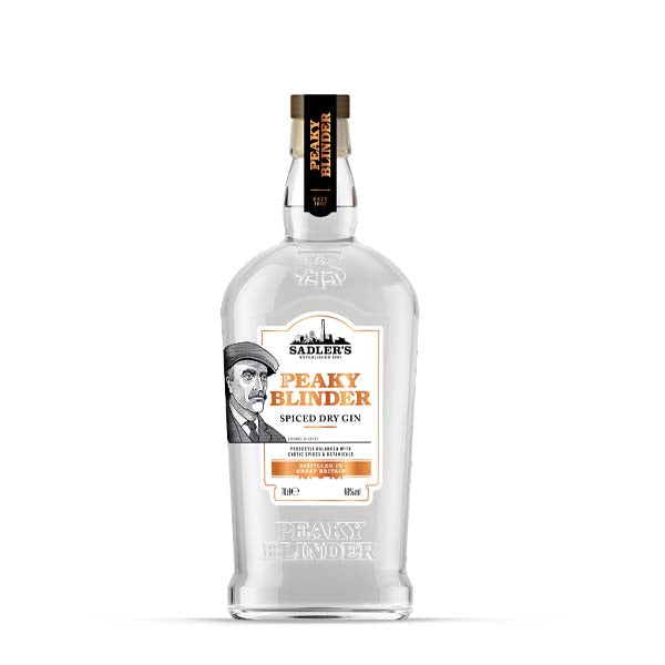 Peaky Blinder Spiced Gin - thedropstore.com
