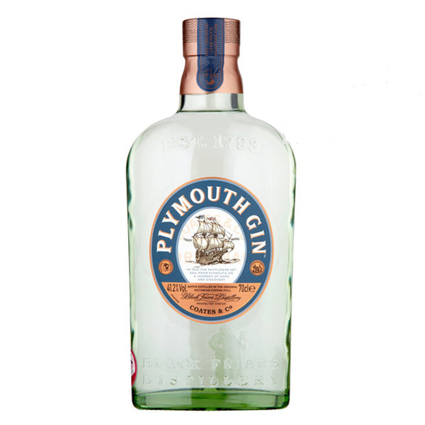 Plymouth Original Dry Gin 41.2% 70cl