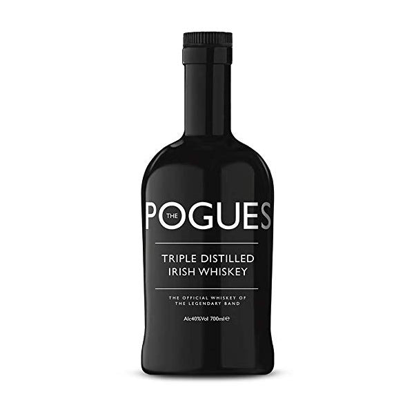 The Pogues Irish Whiskey 40.0% 70cl - thedropstore.com