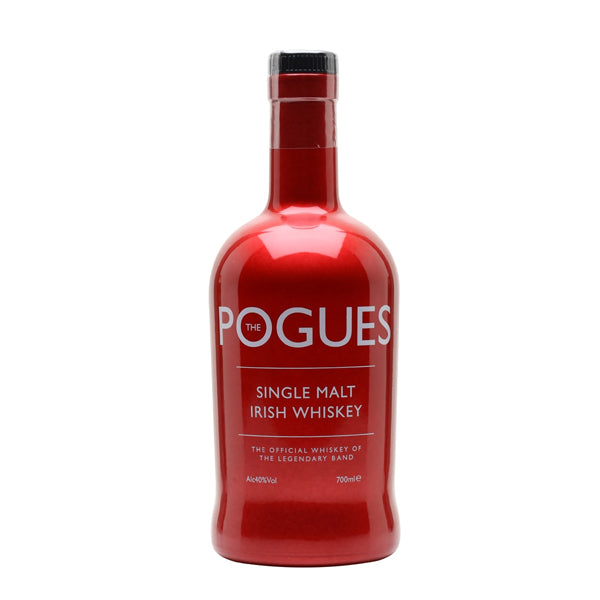 The Pogues Single Malt Irish Whiskey 40% 70cl - thedropstore.com