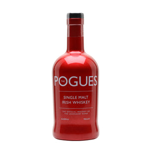 The Pogues Single Malt Irish Whiskey 40% 70cl