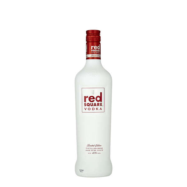 Red Square Vodka White Limited Edition - thedropstore.com