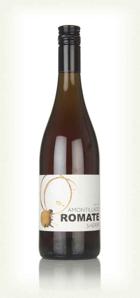 Romate Sherry Amontillado 17.0% 75cl - thedropstore.com