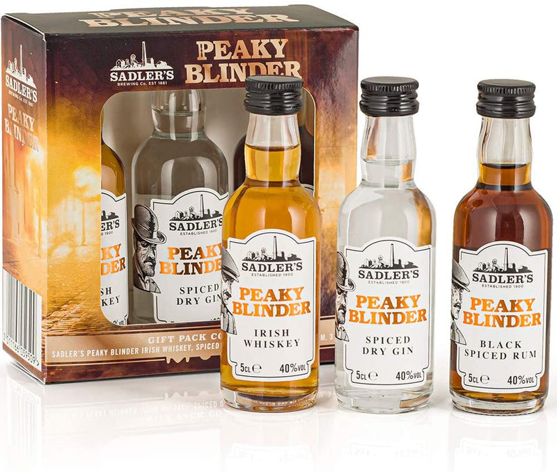 Peaky Blinder Spirits Taster Collection