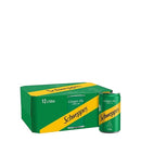 Schweppes Canada Dry Ginger Ale Fridge Pack 12x150ml