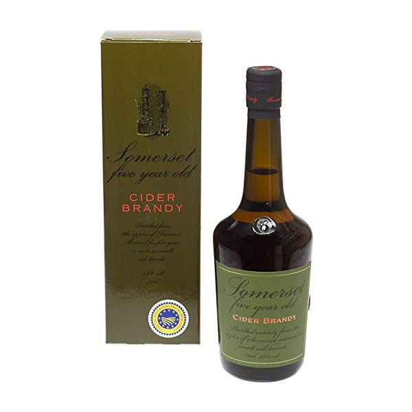 Somerset 5yr old Cider Brandy - thedropstore.com